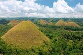 Cone hills