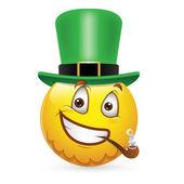 Creative Conceptual Design Art of Smiley Emoticons Face Vector - Uncle Sam