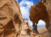 Central Fuerteventura, Barranco de las Penitas