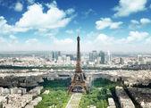 Torre Eiffel a Parigi, Francia