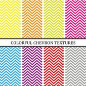 Colorful chevron background