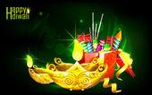Diwali Dárkový košíček
