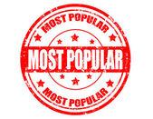 Nejvíce populární razítko