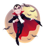 A count dracula called mr vampire