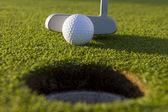 Krátké golfové putt