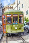 Tramvajová linka St. Charles v new Orleans