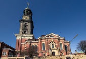 Hamburk, kostel svatého Michala