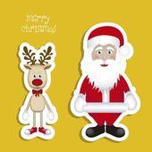 Weihnachtencharaktere