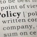 Постер, плакат: Policy