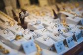 šperky shop výloha