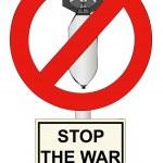Постер, плакат: Stop the War