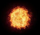 Oheň míč