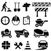 Dopravní stavby značky