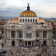 Постер, плакат: Palacio de Bellas Artes in Mexico City