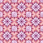 Abstraktní vektorová bezešvé vzor s geometrickými tvary