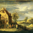 Постер, плакат: Painting by David Teniers the Younger
