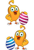 Seriefiguren chick