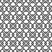Black and white islamic seamless pattern Vector illustration
