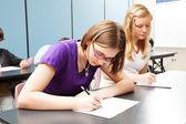 High School Academic Testing