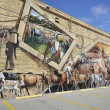 Постер, плакат: Lake Placid Florida December 30: Lake Placid Is Town of Murals