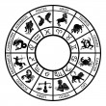 ������, ������: Zodiac sign horoscope icons