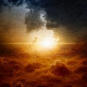 Dramatická obloha