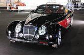 Nonthaburi - 28. listopadu: mitsuoka himiko, vintage design auta, o