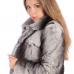 Постер, плакат: Woman in a fur coat