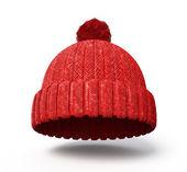 červená čepice