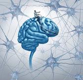 Lékařský výzkum mozku