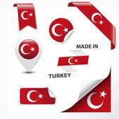 Vyrobené v Turecku kolekce