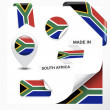 Постер, плакат: Made In South Africa Collection