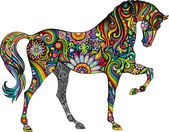 Fröhlich Pferd