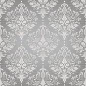 Damask seamless pattern for design Vector Illustration