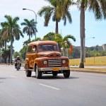 Постер, плакат: Classic Ford in Havana Cuba