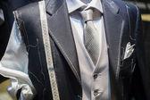 Handgemachte Anzug