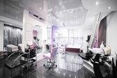Interiér moderní kosmetický salon