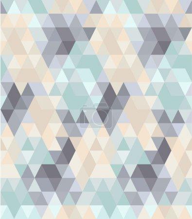 Пастельный треугольник