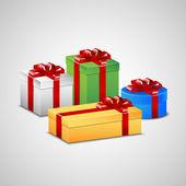 Karácsonyi ajándékokat