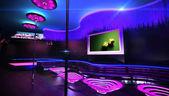 La discoteca per lusso karaoke partito danc