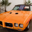 Постер, плакат: Pontiac GTO The Judge 1970 Year Vintage cars