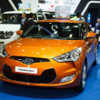 Постер, плакат: Bangkok March 30 : All new Veloster from hyundai at The 35th B