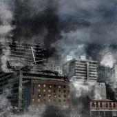 Városi pusztítás