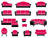 Look icons of other furniture in my portfolio