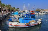 Fishing Boats, Greece