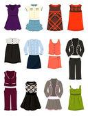 Oblečení do školy pro dívky