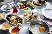 Turecká snídaně