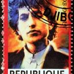 Постер, плакат: Bob Dylan Stamp