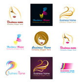 Logos and female beauty