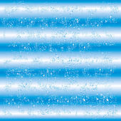 Blue and white striped abstract background with water particles droplets Old worn texture Vector illustration